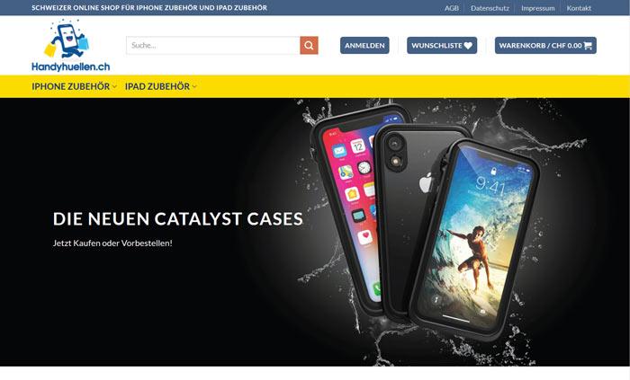 iPhone und iPad Zubehör Spezialist