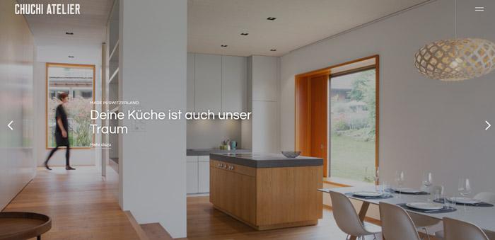 Küchen nach Maß aus hochwertigen Materialien